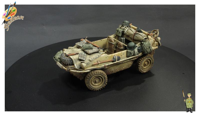 Schwimmwagen  Kfz. 1/20K2s ref : 35003 au 1/35 « Vintage » Image_29