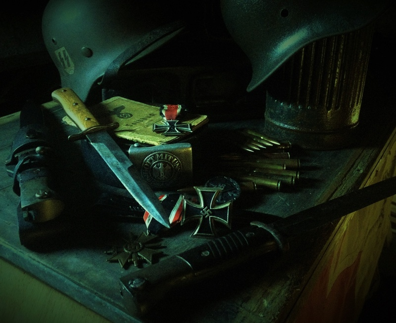 Quelques photos d'objets de ma collection ALL WW2 Img_4511