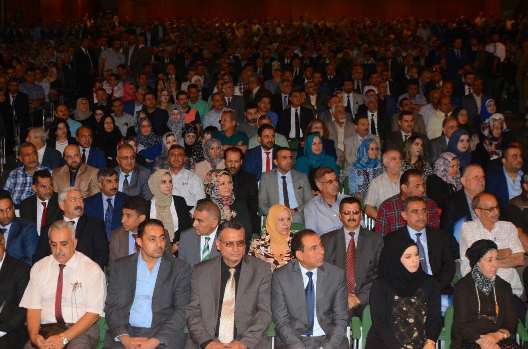 د. عبد الرزاق العيسى يبارك انتخابات الأكاديميين ويحث على مساحات مشتركة 310