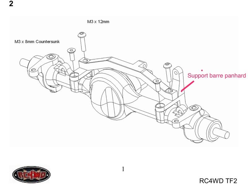 Nouveau scale pour 2017 : Chassis GCM CMAX et Carroserie Chevy Blazer RC4WD - Page 2 Img_1730