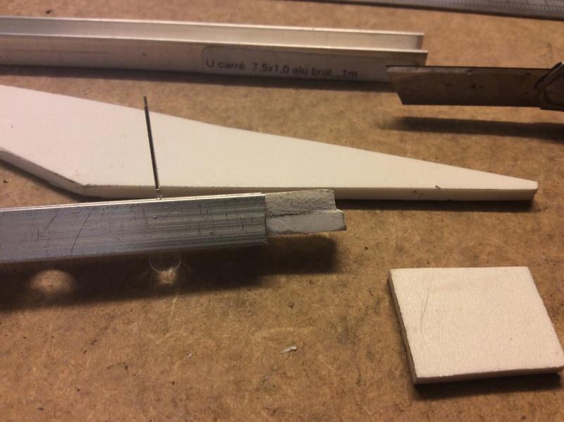Fabrication Barre de Toit en Led pour SCX10 II : Travaux du samedi soir  Img_1743