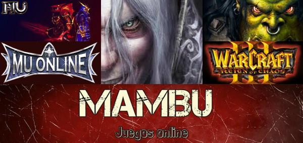 Mambu Juegos