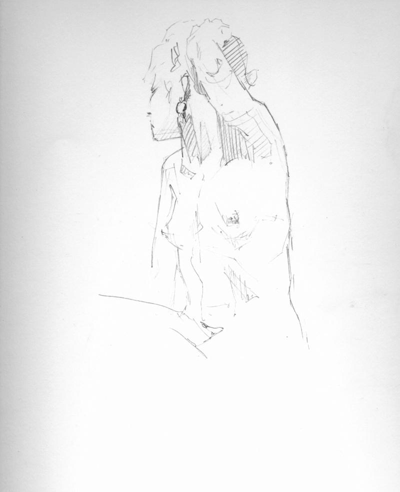 [NUDITE] -Saezher- Etudes, croquis et autres essais - Page 9 Sept_110