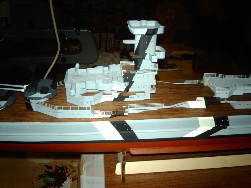 Fertig - Prinz Eugen 1:200 von Hachette gebaut von Maat Tom - Seite 9 12310