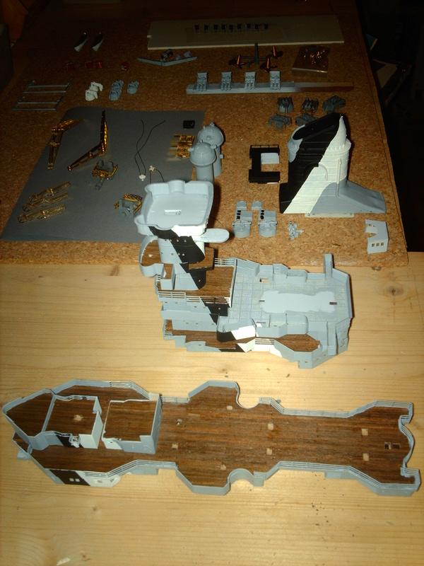 Fertig - Prinz Eugen 1:200 von Hachette gebaut von Maat Tom - Seite 9 13310