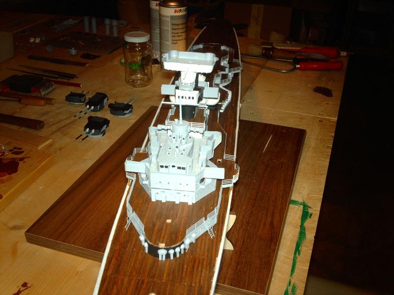 Fertig - Prinz Eugen 1:200 von Hachette gebaut von Maat Tom - Seite 9 14410