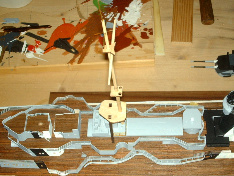 Fertig - Prinz Eugen 1:200 von Hachette gebaut von Maat Tom - Seite 9 15310