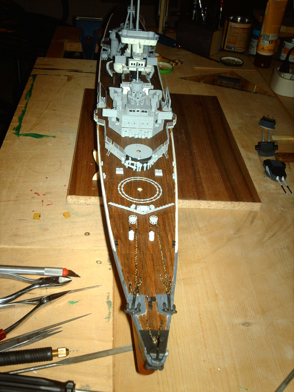 Fertig - Prinz Eugen 1:200 von Hachette gebaut von Maat Tom - Seite 10 15910