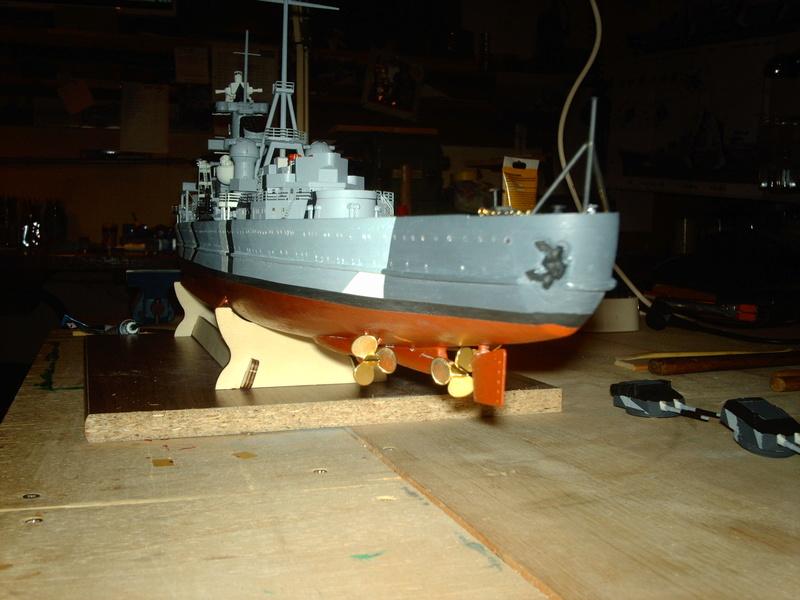 Fertig - Prinz Eugen 1:200 von Hachette gebaut von Maat Tom - Seite 10 17110