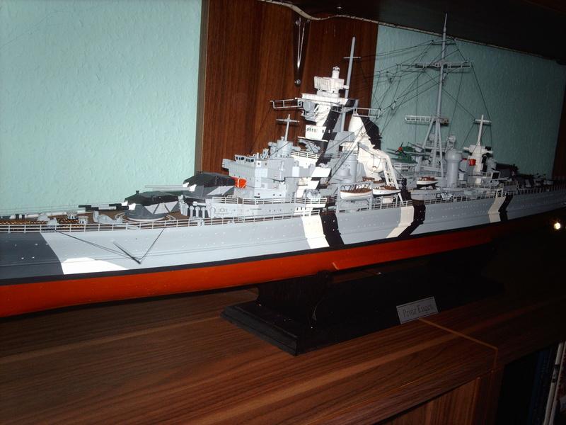 Fertig - Prinz Eugen 1:200 von Hachette gebaut von Maat Tom - Seite 10 21610