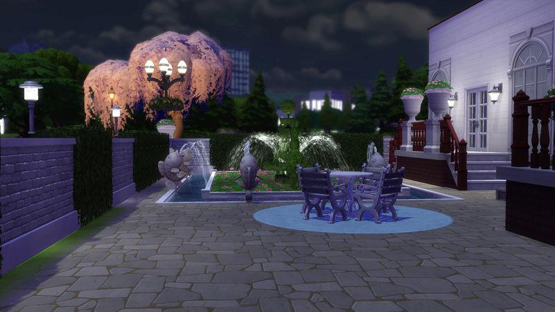 Sims4 House build 07-18-16