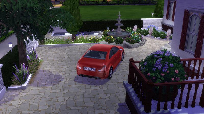 Sims4 House build 07-18-18