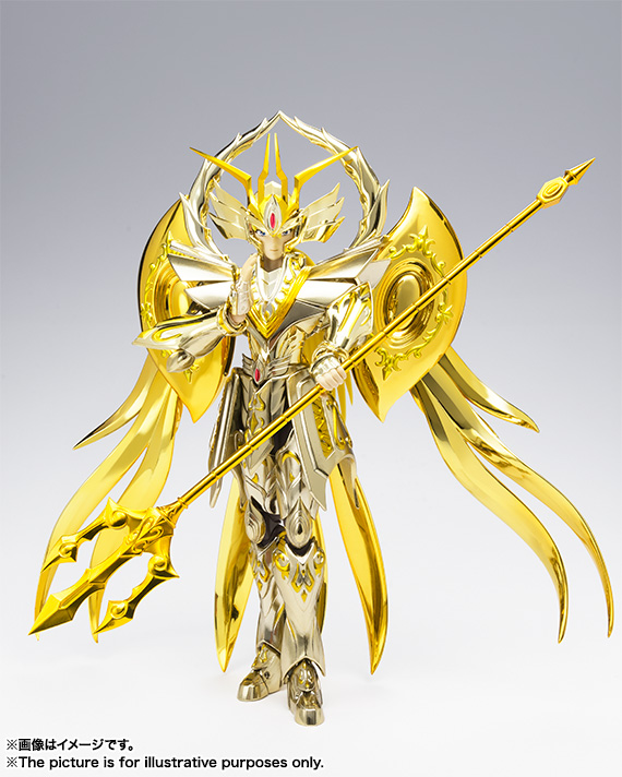 Myth Cloth EX Soul of Gold Dohko de la Balance (XX/01/2018) D1710