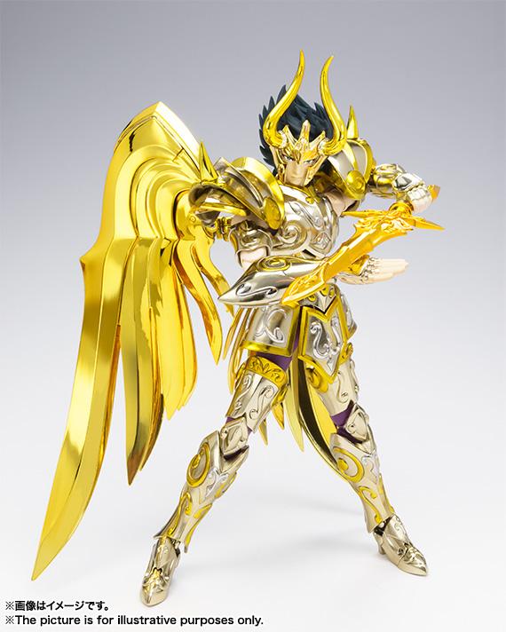 Myth Cloth EX Soul of Gold Dohko de la Balance (XX/01/2018) D911