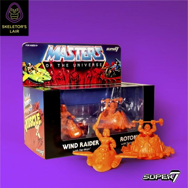 SUPER 7  - Masters of the Universe MOTU M.U.S.C.L.E  Muscle10