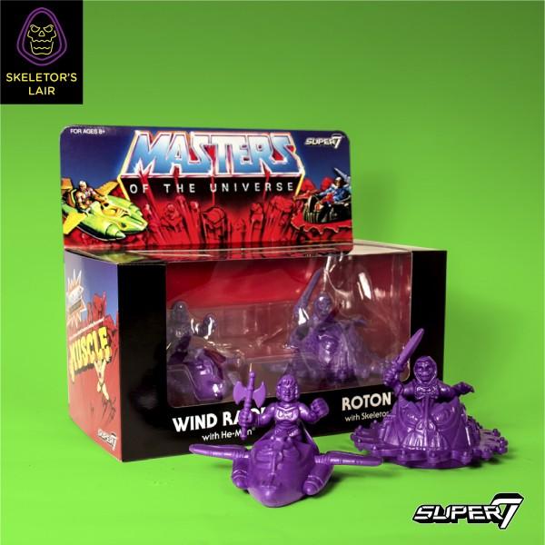 SUPER 7  - Masters of the Universe MOTU M.U.S.C.L.E  Muscle11
