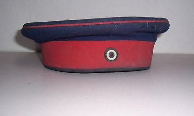 Casquette prussienne(?) WW1 S-l40017