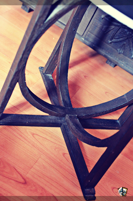 [VENTE] Grande table damier - pièce unique Dsc_9019