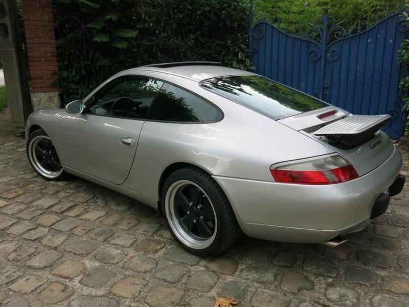 Vend Porsche 996 carrera 2, 3.4 L, boite manuelle  3-laty10