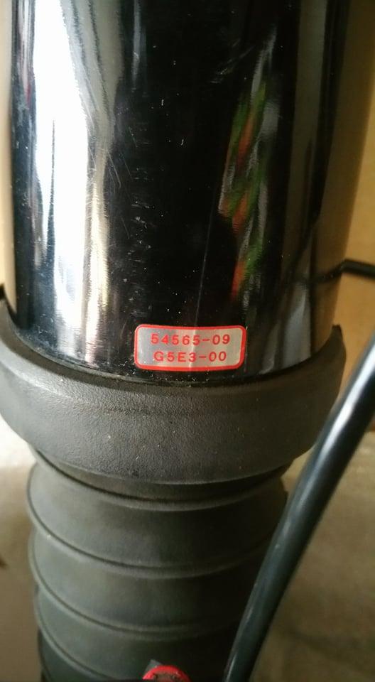 amortisseurs pour electra 2003 22291710