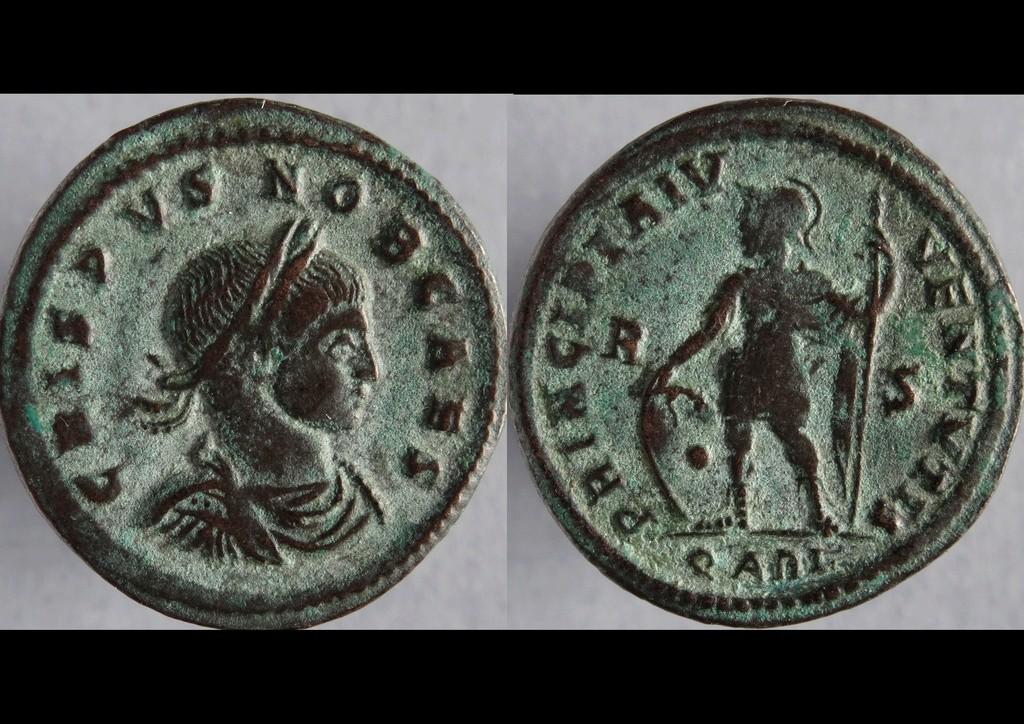 ID Crispus - Arles RIC. 0 0_410