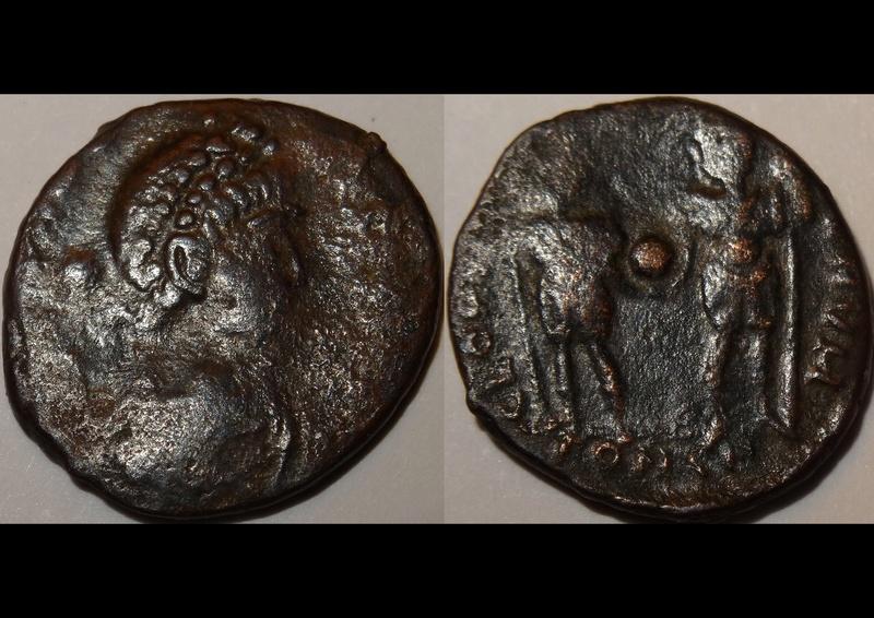 ID Theodose ii - Constantinople RIC. 410 410con10