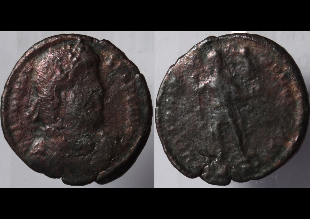 ID Jovien - Thessalonique RIC. 237 Ae110