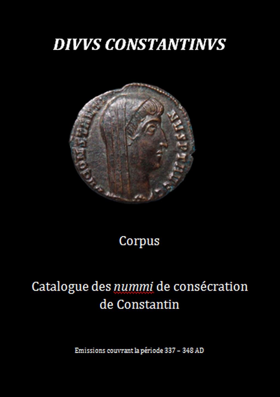Nummi de consécration - Constantin I  - Page 16 Couv1n10