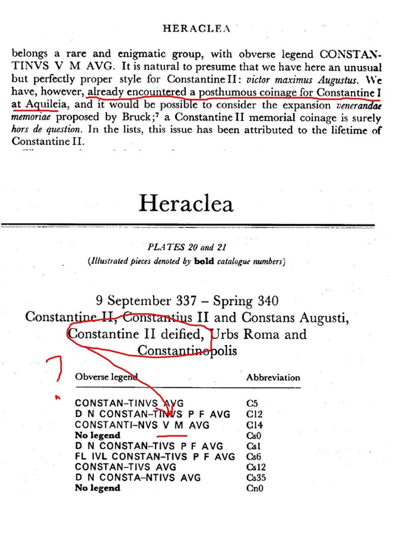 Nummi de consécration - Constantin I  - Page 16 Heracl10