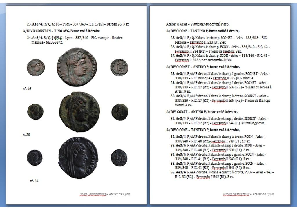 Nummi de consécration - Constantin I  - Page 16 Nbd_ly11