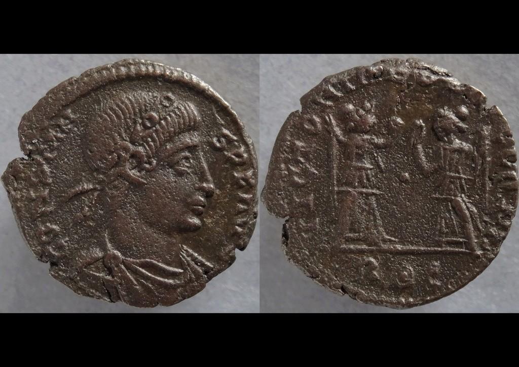 ID Constans - Rome (VDAQN) RIC. 84 Rome8410
