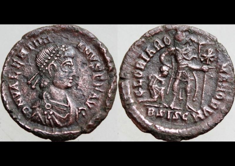 ID Valentinien ii - Siscia RIC. 38 Valent10