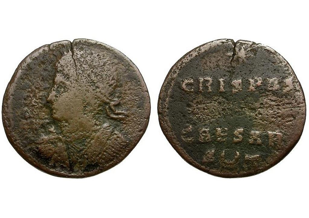 Le monnayage des vicennalia de 326 et la mort de Crispus Vcriso10