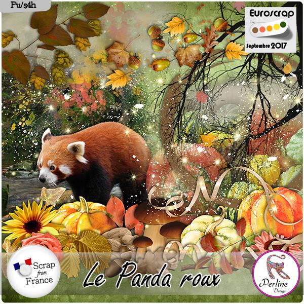 Le Panda Roux Pv-pan10