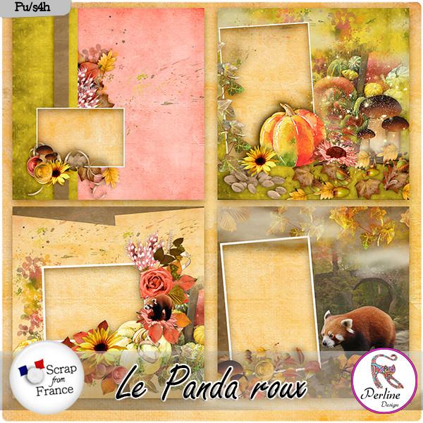 Le Panda Roux Pv-pan12