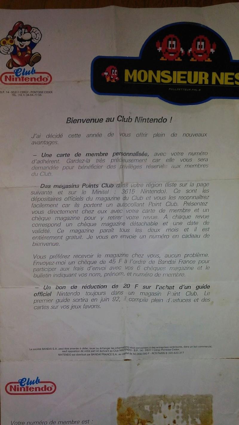 Rétrospective sur le Club Nintendo en France - Partie 1 17632210