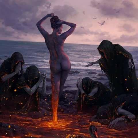 Of Maira Moritári - Queen of Darkness & Blood 21462210