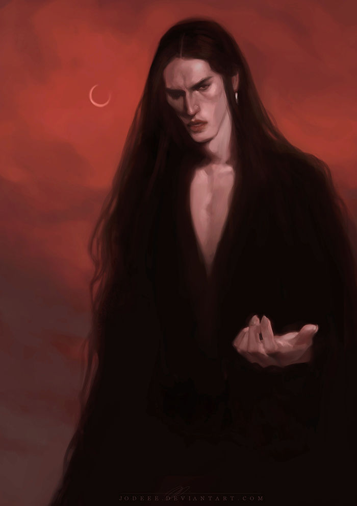 MELKOR (BlackHeart) - He who arises in Might!  264a0210