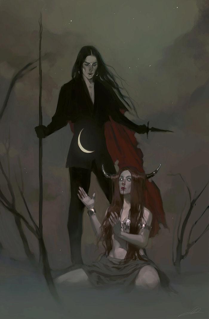 Melkor + Sauron = Morgoth   37da8c10
