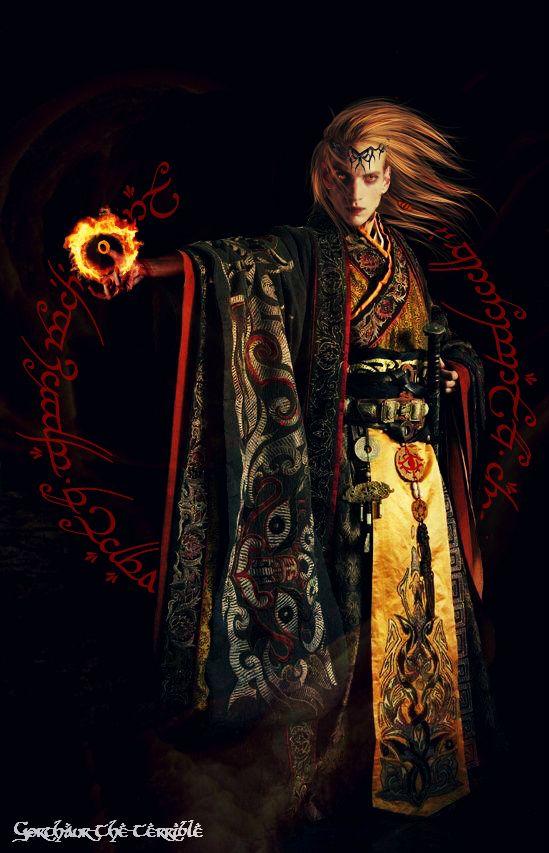 Mairon - The fire-hearted Maia & SAURON  53b65810