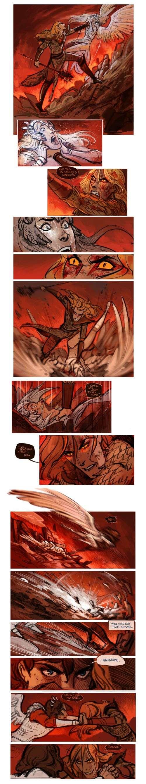 Mairon - The fire-hearted Maia & SAURON  61e88e10