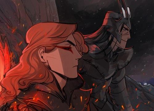 Mairon - The fire-hearted Maia & SAURON  81709310
