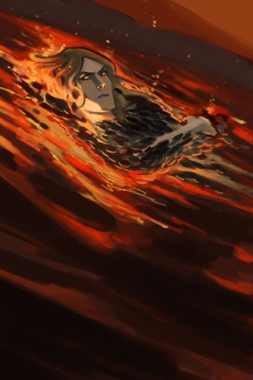 Mairon - The fire-hearted Maia & SAURON  Ba52aa10