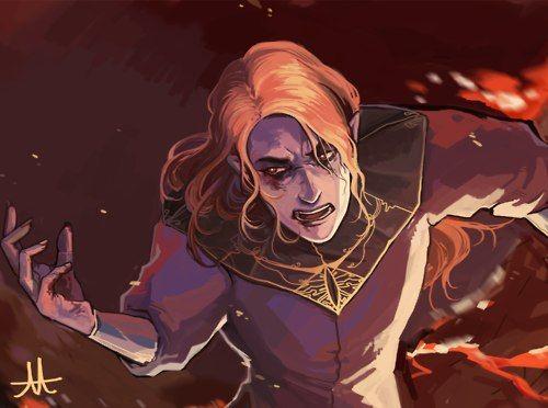 Mairon - The fire-hearted Maia & SAURON  E2b71410
