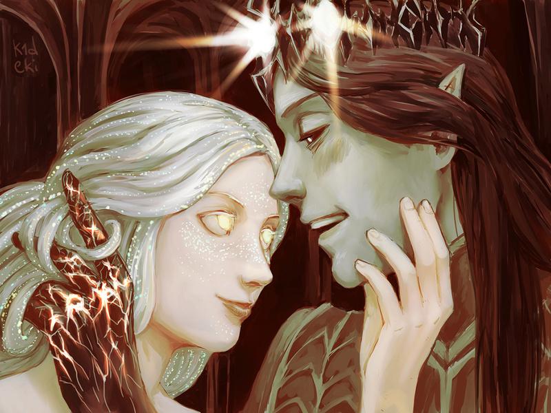 Melkor + Sauron = Morgoth   Ie-oaz10
