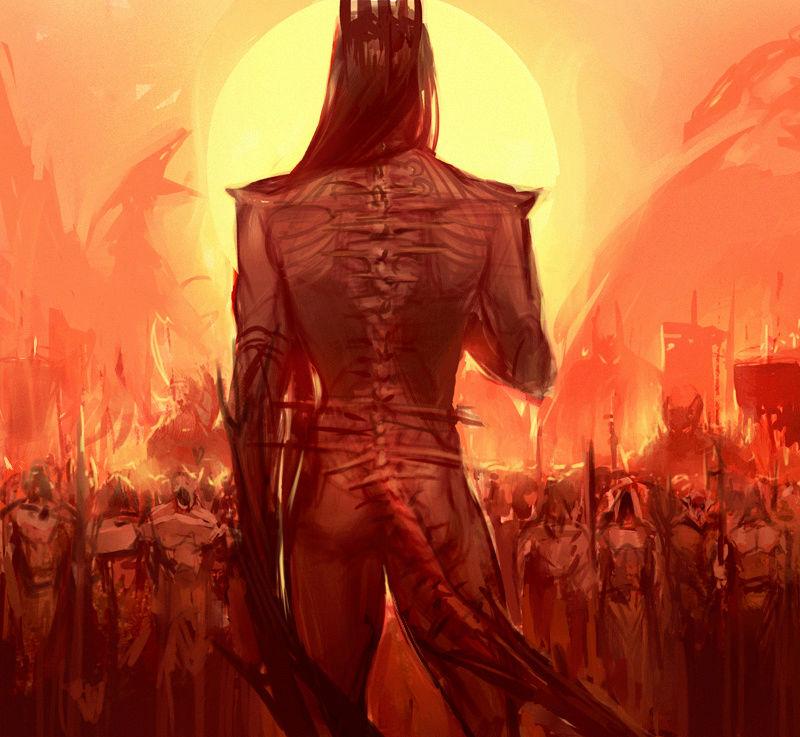 MELKOR (BlackHeart) - He who arises in Might!  Ie-oaz13
