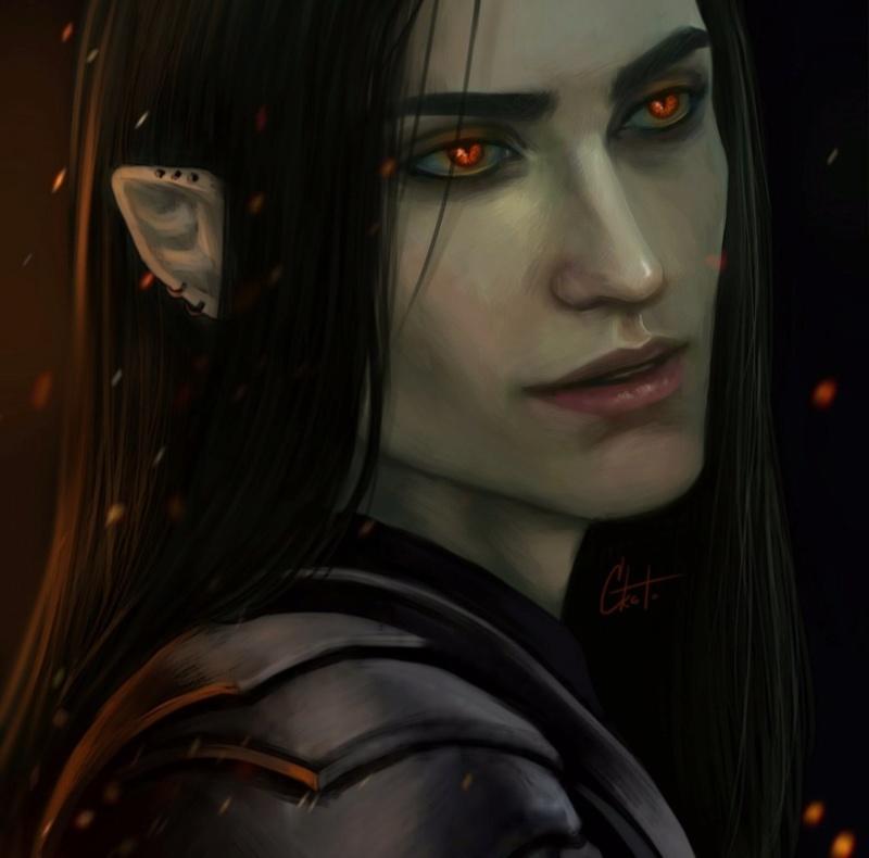 MELKOR (BlackHeart) - He who arises in Might!  Tumblr11