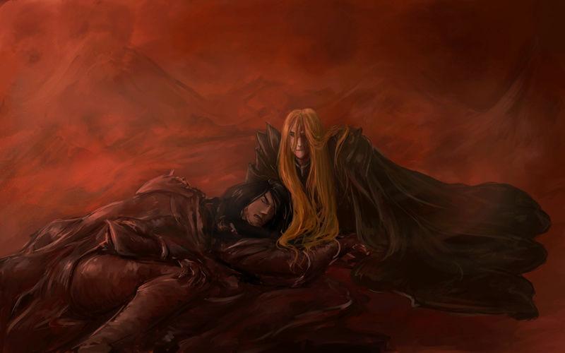 Melkor + Sauron = Morgoth   Ydeaz-11