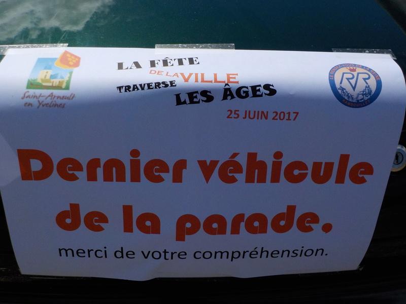 Saint-Arnoult-en-Yvelines, dimanche  25 juin 2017 Dscn1320