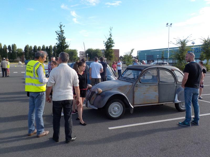 105e Rendez-Vous de la Reine - Rambouillet, le 16 juillet 2017 Dscn1414